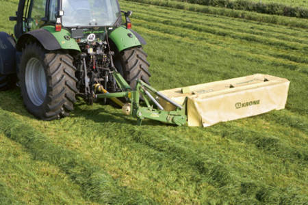 Krone Rear Mounted Disc Mower AM