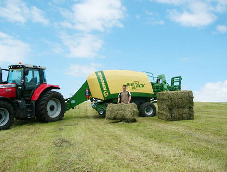 Krone Square Baler High Speed MultiBale