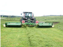 Krone Mower Combination EasyCut